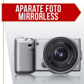 Aparate Foto Mirrorless