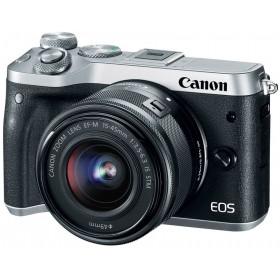 Canon EOS M6, Gri cu Obiectiv 15-45mm