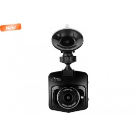 Camera Auto Media-Tech U-DRIVEROAD VIEW, DVR 1080p Full HD, Inregistrare Video si Audio, Instantanee 12 MPx, Ecran LCD