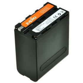 Acumulator Jupio tip Sony NP-F990 10400 mAh, 3 Ani Garantie