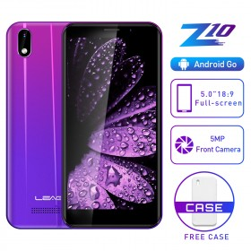 "Telefon Mobil Leagoo Z10, 5"", 8GB, Android GO, Gradient +Husa si Folie"