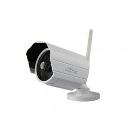 Camera IP Media-Tech HD 720p pentru utilizare la Exterior, Supraveghere Video de pe Mobil si PC, Detectare Miscare, LED-uri Infrarosu pentru Vedere de Noapte