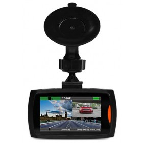 Camera Auto Media-Tech DVR U-Drive DUAL 1080p Full HD, HDMI, Inregistrare Video si Audio, Instantanee 5 MPx, Camera de marsarier HD, Ecran LCD