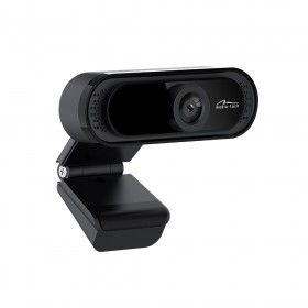 Camera Web Media-Tech LOOK IV MT4106, HD 720P, senzor 1.3Mp, microfon, negru