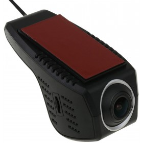 Camera Auto Media-Tech U-Drive WiFi, Camera frontala Full HD, Compresie H.264, Detectare Miscare, Senzor Imagine Sony, Compatibil Android si iOS