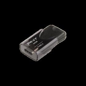 PNY Flash Elite, USB Type-C 3.1, 64GB