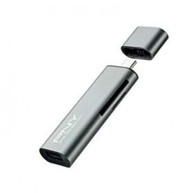Card Reader PNY, USB Type-C