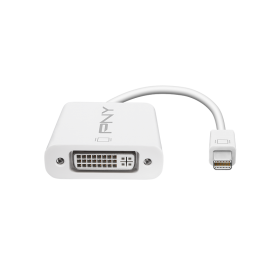 Cablu adaptor video PNY Mini DisplayPort la DVI