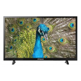 "Televizor Polaroid LED HD 32"", Slim, 1366x768 DLED, Timp de Raspuns 6.5ms, Multimedia 2x8W, 3 x HDMI, Negru"