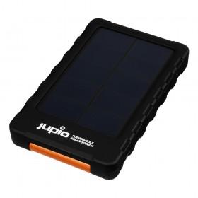Acumulator Extern Jupio Power Vault - 5000 mAh, cu incarcare solara
