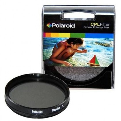 Filtru Polaroid 67mm, Polarizare Circulara