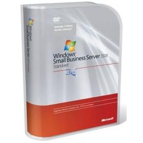 Microsoft Windows SBS Premium 2008, English DSP OEI