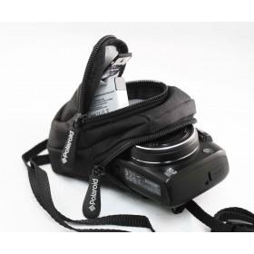 Husa Polaroid pentru Aparate Foto Compacte, Negru