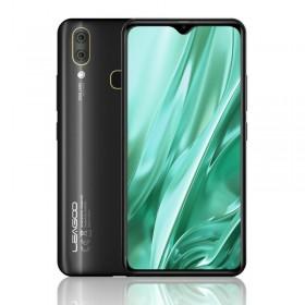 """Telefon Mobil Leagoo S11, 4G, 6.3"""", 4+64GB, Negru +Husa si Folie"""